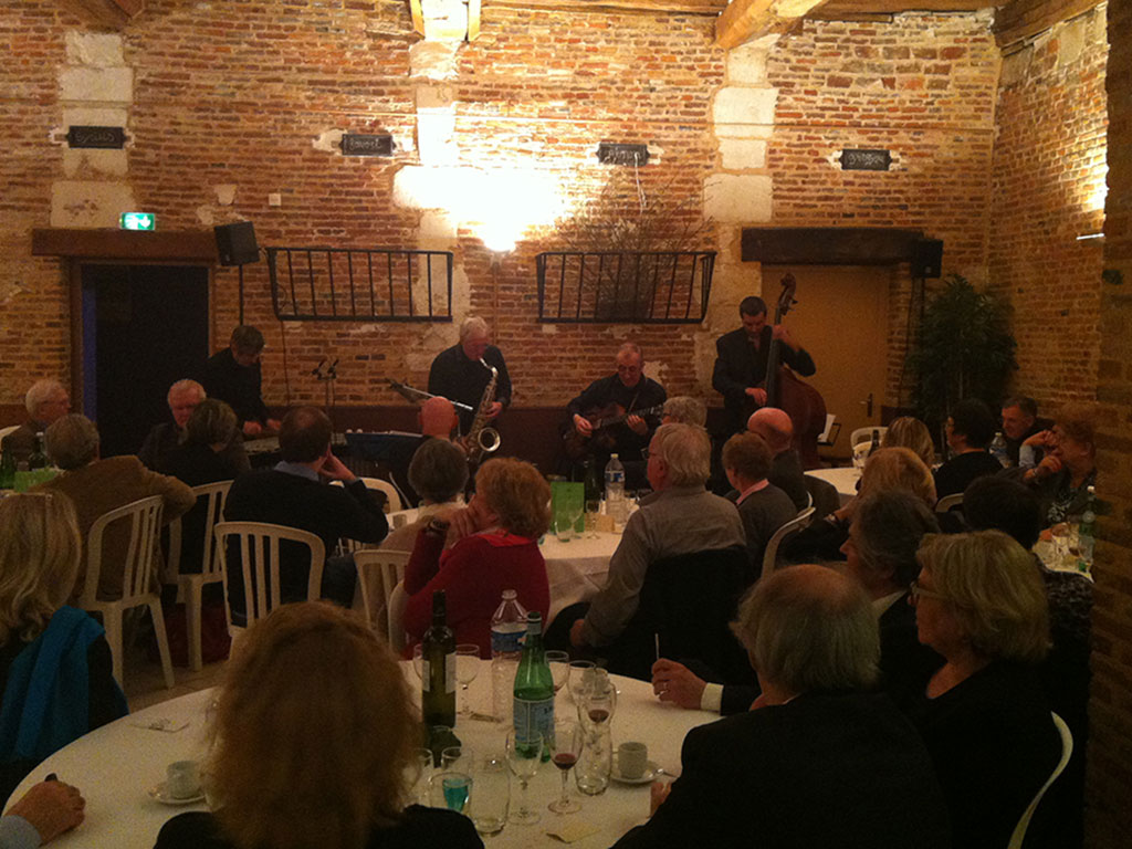 Jazz au Manoir d'Hermos